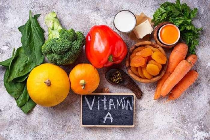 Vitamin A ngoài tác dụng tốt cho đôi mắt còn giúp xương phát triển và phục hồi mô xương