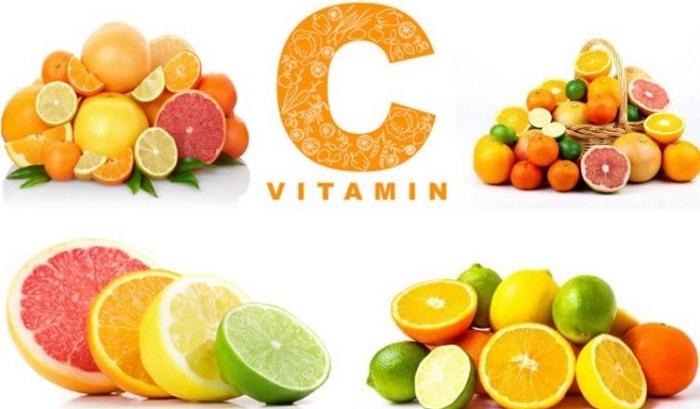 Vitamin C thúc đẩy sự phát triển của xương giúp trẻ tăng chiều cao