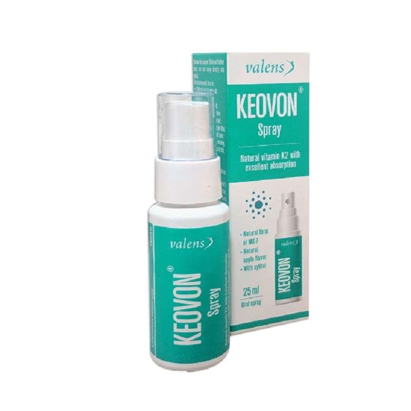 Keovon vitamin K2 MK7 dạng xịt duy nhất ở Việt Nam