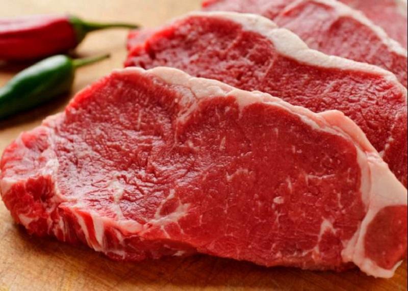 Thịt bò là nguồn cung cấp protein quan trọng giúp trẻ tăng chiều cao