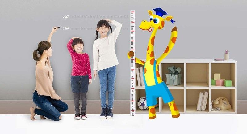 Chiều cao của trẻ phát triển mạnh mẽ nhất là trong các giai đoạn vàng từ: thai kỳ, 0-3 tuổi và tuổi dậy thì
