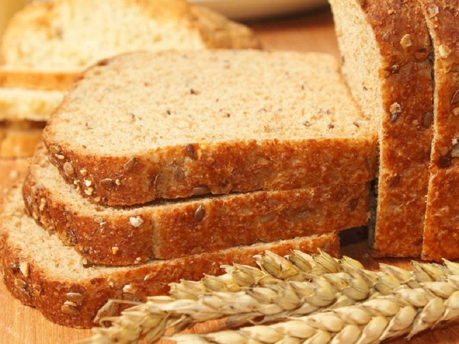 bánh mì lúa mạch làm hạn chế canxi trong tất cả các thức ăn ăn kèm, không phải thức ăn tốt cho xương