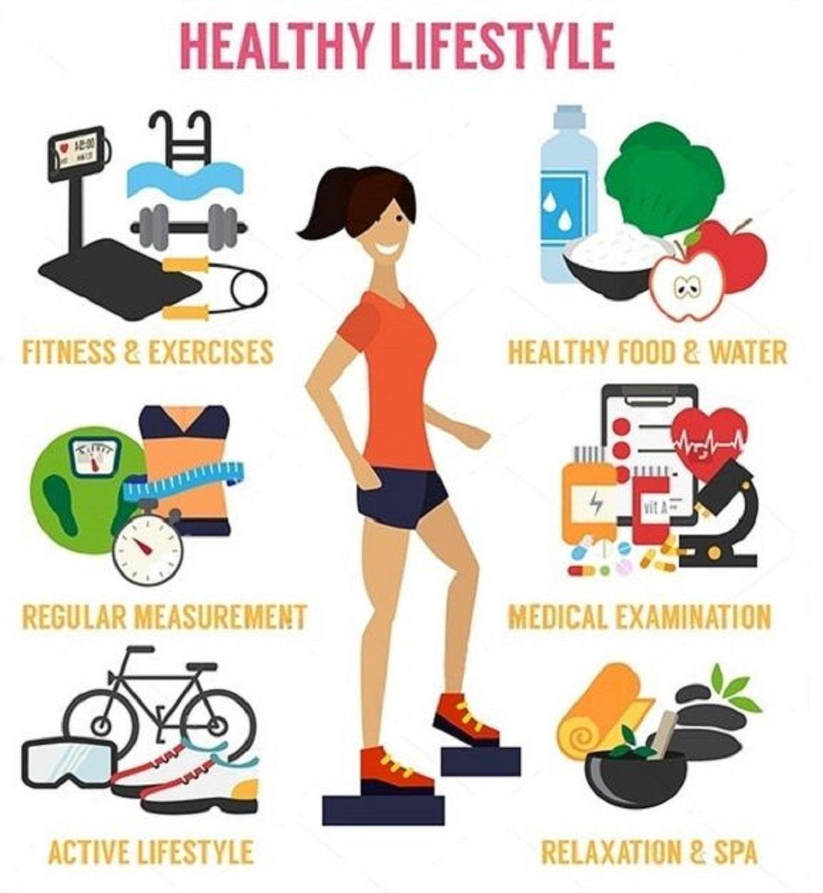 Duy trì lối sống lành mạnh để có hệ xương chắc khỏe