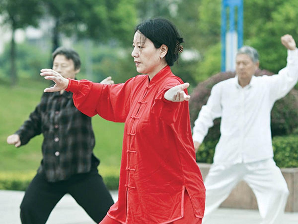 Tập thể dục rất tốt cho bệnh nhân loãng xương