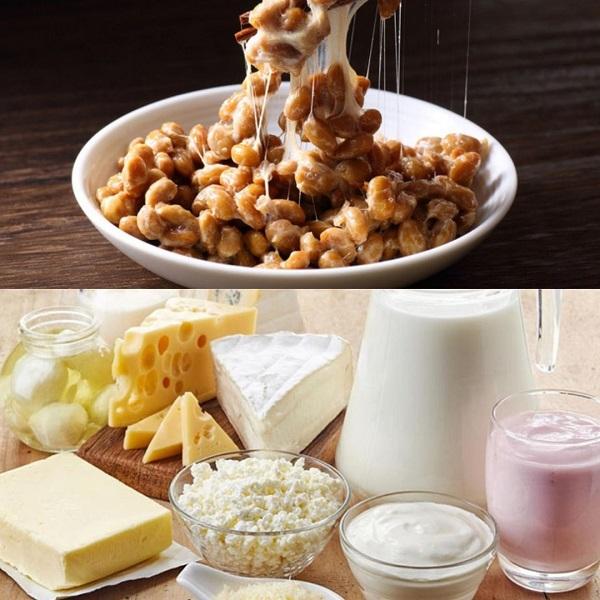 Vitamin K2 có ở đâu?có nhiều trong đậu tương lên men natto Nhật Bản