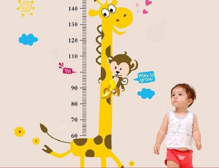Nắm bắt được các giai đoạn vàng phát triển chiều cao của trẻ kết hợp chế độ dinh dưỡng hợp lý giúp trẻ cao lớn vượt trội
