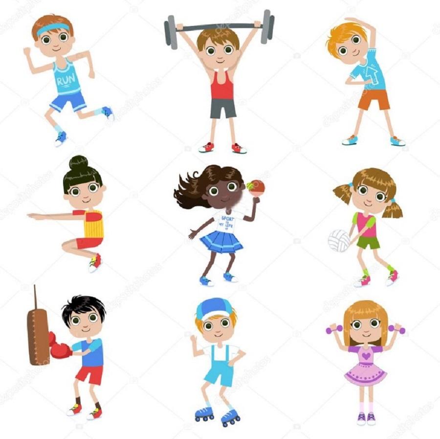 Khuyến khích trẻ tham gia vận động thích hợp