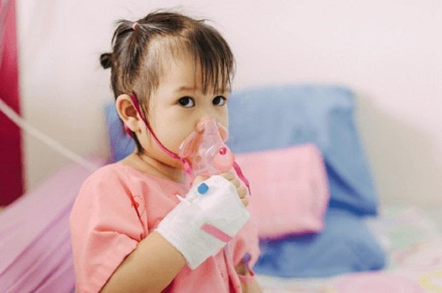 Trẻ dễ mắc các bệnh viêm nhiễm, đặc biệt là viêm đường hô hấp