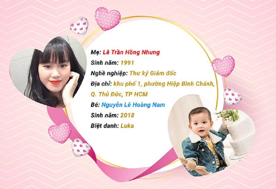 Mẹ Nhung trên hành trình tăng chiều cao chuẩn khoa học cho con