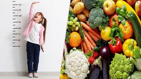 Để trẻ tăng chiều cao tối ưu cần có chế độ dinh dưỡng chuẩn khoa học